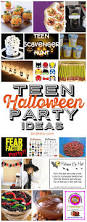 halloween bday party background best 20 teen halloween party ideas on pinterest halloween