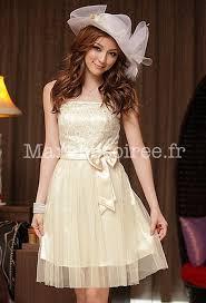 robes soirã e mariage robe de cocktail tiguida idéale cortège courte chic et simple