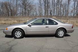 my curbside classic 1995 ford thunderbird lx u2014 the first 20 years