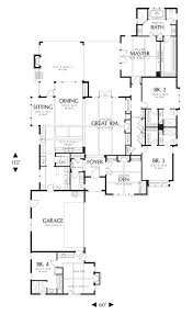 55 best mascord house plans images on pinterest home plans