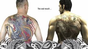Yakuza Tattoo Price | man gets full yakuza back tattoo it s valued at over 9 000