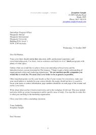 Cover Letter Internship by Impressive Idea Cover Letter Format For Resume 14 Cover Letter