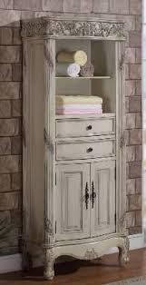 Bathroom Vanity With Linen Tower Best 25 Bathroom Linen Tower Ideas On Pinterest Small Bathroom