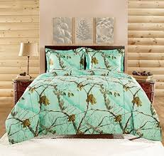 Mint Green Duvet Set Mint Green Bedding Amazon Com