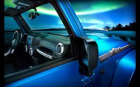 jeep arctic blue 2014 jeep wrangler polar edition exterior details 4