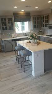 grey kitchen cabinets with brown wood floors grey kitchen cabinets with wood floors page 3 line 17qq