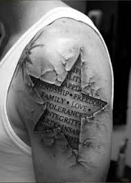 sleeve ideas half sleeve tattoos for edgy