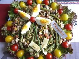salade verte cuite recette cuisine salade de haricots verts complète recette de salade de haricots