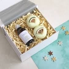 Bath Gift Sets Gin And Tonic Happy Hour Bath Gift Set By Lovely Soap Company