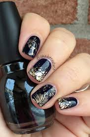 Nail Art Designs For New Years Eve New Year U0027s Eve And Beyond U2013 Party Nail Art Cute Girls Hairstyles