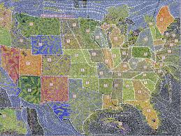 Nebraska Zip Code Map by Color By Number The Gorgeous Obsessive U S Maps Of Paula Scher