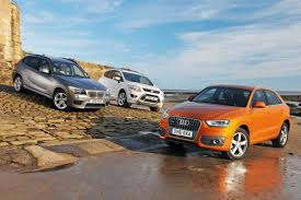bmw x1 vs audi q3 audi q3 vs rivals group tests auto express