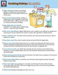 cooking safety checklist for thanksgiving tips and