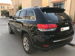 jeep grand cherokee limousine 2015 jeep grand cherokee limited u2022 qatar car trader qatar car trader