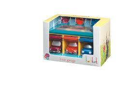 battat 3 car garage toddler activity toy amazon co uk toys u0026 games
