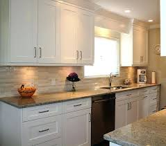 hardware for kitchen cabinets ideas kitchen cabinet hardware shaker style best placement images on white
