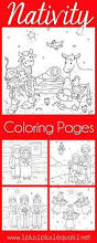 25 nativity coloring pages ideas