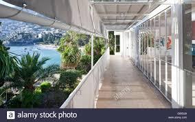 Haus E Perspektive Auf Balkon Mit Blick Auf Das Mittelmeer Eileen Grays