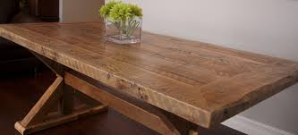 Handcrafted Wood Tables Barn To Table Handcrafted Wooden Furniture