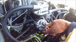 part 2 land rover discovery 300tdi injector pump tweak youtube
