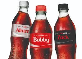 si e social coca cola a coke names marketing caign coca cola gb
