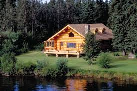 plan your alaska adventure alaska logs and log cabins