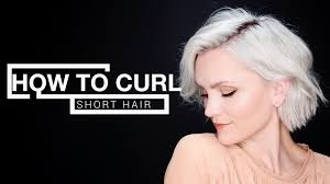 is short hair recommended for someone with centrifrugal citrical alopecia how to curl short hair youtube
