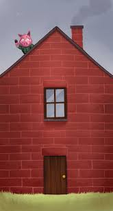 the 3 little pigs u2013 house brick kastor u0027s korner