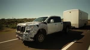 titan nissan 2016 2016 nissan titan truckumentary teaser is not saying much video