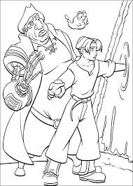 treasure planet superb treasure planet coloring pages