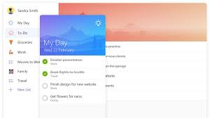 microsoft to do is a new app that replaces wunderlist the verge