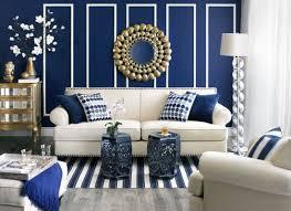 blue livingroom white and blue living room home design ideas