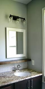 shelf over bathroom sink sinks ideas