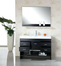Wooden Bathroom Furniture Uk White Wood Bathroom Mirror Medium Size Of Wood Framed Bathroom
