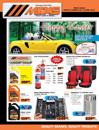 midas easter brochure gauteng 2015 by nissan clover leaf issuu