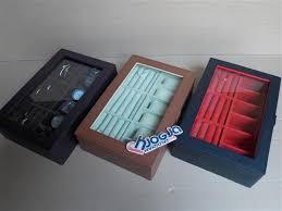 box cincin tempat jam kombinasi tempat cincin jogja handycraft suplier