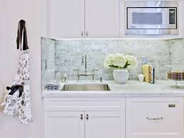 kitchen backsplash ideas for dark cabinets countertop with white