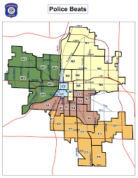 Map Of Grand Rapids Michigan by Neighborhood Service Areas