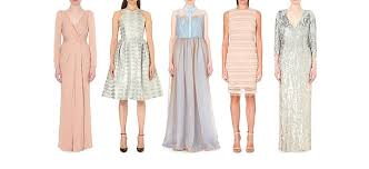 selfridges wedding dresses bridesmaids dresses mixed or matched the wedding guide