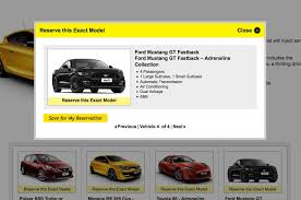 mustang car hire melbourne ford mustang added to hertz adrenalin collection sydney melbourne