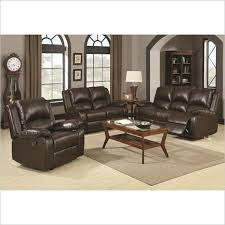 Brown Leather Recliner Sofa Cheap Faux Leather Recliner Sofas Centerfieldbar Com