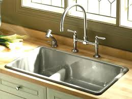 Modern Kitchen Sinks by Kitchen Sinks Undermount Remodel Best Home Furnishing To