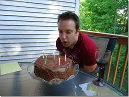 healthy berg celebrating eric u0027s birthday and the best chocolate