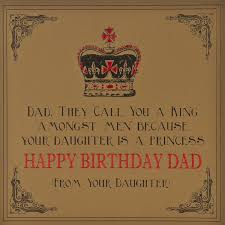 wishing happy birthday dad from your daughter nicewishes