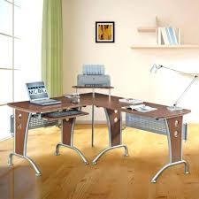 Office Works Corner Desk Two Person Corner Desk Desks For Office Computer Reveal Home