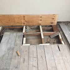 Bench Joiner Jobs London Joist Replacing Following Chimney Breast Removal Carpentry