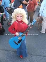 Dolly Parton Red Dress Costume Fashion Dresses