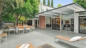 reimagined u0027 eichler in san jose features interior zen garden