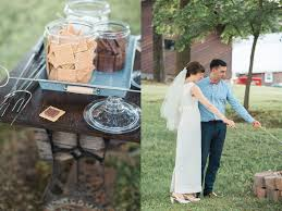 Country Backyard Wedding Backyard Wedding Inspiration Rustic U0026 Romantic Country