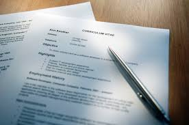 Resume And Cv Templates The Difference Between A Resume And A Curriculum Vitae